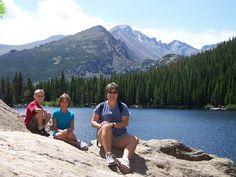 Bear Lake, Rocky Mountain National Park (CO).