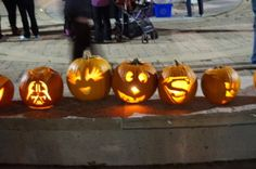 Pumpkin Parade Photo Credit: Oakville News Spirit Halloween, Pumpkin Carving, Photo Credit, Ontario, News, Pumpkin Carvings
