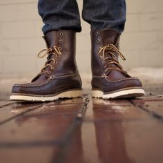 This Brown Hunt Boot by Oak Street Bootmakers might be too gorgeous to wear in any condition that would actually require a boot. Description from pinterest.com. I searched for this on bing.com/images