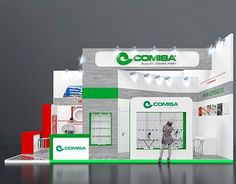 """Check out new work on my @Behance portfolio: """"Exhibition stand design"""" http://be.net/gallery/32747481/Exhibition-stand-design"""