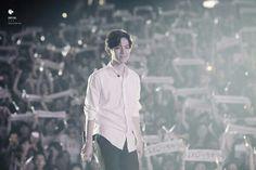 Baekhyun the lost planet in HK