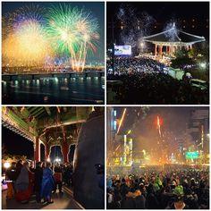 Como foram as celebrações de Ano Novo na Coreia