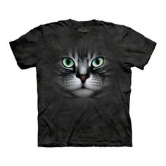 Fab.com | Lifelike Animal Face Tees  if only these T-shirts went higher than XL. jerks.