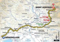 Stage 12 - Montpellier > Mont Ventoux - Tour de France 2016