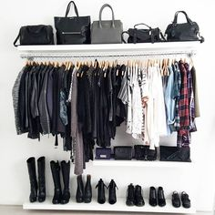 """Sharon Teeuwen [BLOGGER] on Instagram: """"So happy with how this project of my walk-in-closet turned out!  #madebyme #walkincloset #closet #interior"""""""