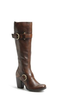 Buckle boots by Børn