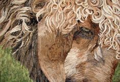 Animal Rugs - Curly, Judy Carter