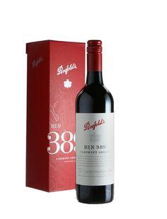 Penfolds Bin 389 Gift Box 2013 Penfolds Winery from Fraziers Wine Merchants $50