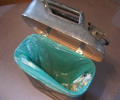 Jerry Can Garbage Can / Rubbish Bin