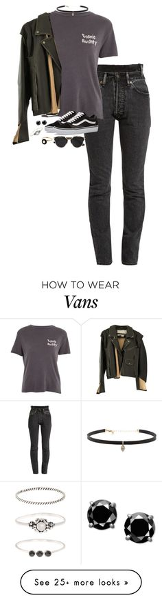 """'ey squidward, u done with those errands'"" by un-iversal on Polyvore featuring Vetements, Topshop, Vans, Christian Dior, Accessorize, Selim Mouzannar, Carbon & Hyde and Maison Margiela"