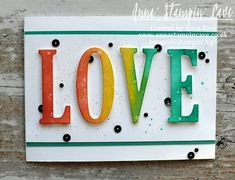 Anna' Stampin' Cave – The Creative Flow Blog Hop – No Red Romance With Large Letters Framelits Dies Thank you for joining us on our Creative Flow Blog Hop. Each month we are set a…