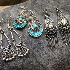 Bohemian Earrings! Isabella Rae Jewelry