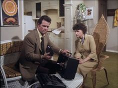 "A scene from ""The Prisoner Of Rosemont Hall"" -- an episode of The Rockford Files. Drama Series, Tv Series, The Rockford Files, Private Investigator, Prisoner, Present Day, Favorite Tv Shows, Career, Scene"