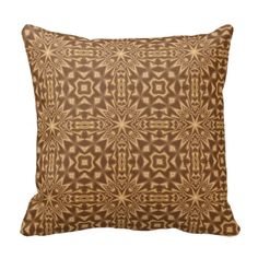 Get your own customized pillow in any different color and pattern