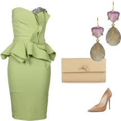 A fashion look from June 2013 featuring short dresses, real leather handbags and amethyst jewellery. Browse and shop related looks. Casual Cocktail Dress, Cocktail Attire, Cocktail Dresses, Country Club Attire, Royal Ascot Ladies Day, Soft Autumn Deep, Seasonal Color Analysis, Soft Light, Dressing Room
