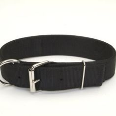 TapesWebbingStraps (TWS) is presenting all new Dog collars in shiny black colour For more details click on the below link or call us on +9833884973/9323558399 http://tapeswebbingstraps.in/shop/dog-collars/dog-collar/