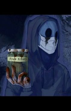 "You should read ""(Eyeless Jack x reader) Love comes at a price or an organ!"" on #Wattpad. #Fanfiction"