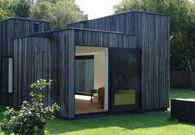 Skybox House - ARKITEKTUR I TRÆ