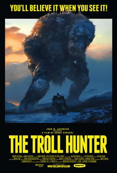 We have a pair of tickets up for grabs for our lucky readers to see TROLL HUNTER at the Prince Charles Cinema, London on Saturday December at as part of the Nordic Film [. Sci Fi Movies, Scary Movies, Great Movies, Foreign Movies, Halloween Movies, Jokes Photos, Funny Photos, Science Fiction, Social Science