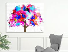 «Tree», Limited Edition Acrylic Glass Print by Daniel Janda - From $99 - Curioos