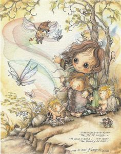 DreamKeeper Print To be a child is to know the joy of living,To have a child, Is to know the beauty of life...