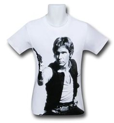 Star Wars Han's a Blast 30 Single T-Shirt