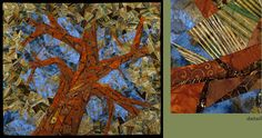 Aged Cinnamon, by Linda Beach