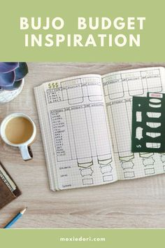 Get your finances under control using your bullet journal. Hop over here for a how to video to make the bujo spread that will get you on the right track. #budget #bulletjournal
