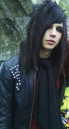 Andy Sixx *before any of you go at Me for spelling it that way, it used to be spelled like that, then he changed it*