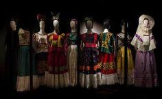 Frida Kahlo: Las apariencias engañan.