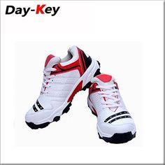 Senior Pro 515 Spike leather blue Cricket Shoes Size:(Us 7 - 13)Platinum Full Spike Cricket Shoes