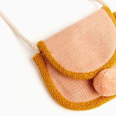 Image 2 of CROSSBODY POMPOM BAG from Zara