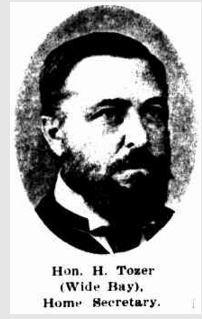1896 The Legislative Assembly of Qld. Hon, H Tozer (Wide Bay) Home Secretary Queenslander, I Remember When, Secretary, Politics, History, Historia