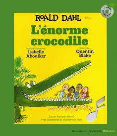 L'Énorme crocodile, de Roald Dahl