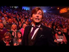 Graham Norton regenerate into David Tennant who then regenerates into Matt Smith, this is awesome