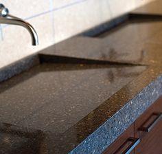 Cambria Quartz Counter Sink - Bradford