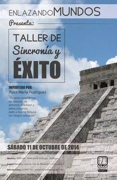 Taller de Sincronía y Éxito en Centro Mandala, Ourense