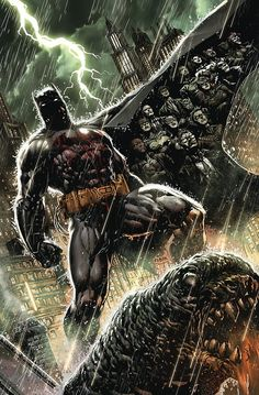 Batman: Eternal #1 - Jason Fabok