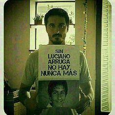SIN LUCIANO NO HAY NUNCA MAS.