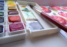 Akvarel, malba a věci, co mě potkávají. Recepty, domácí kosmetika, pečení chleba a jiné radosti.