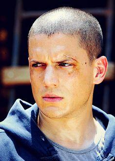 Michael Scofield ~ from Prison Break