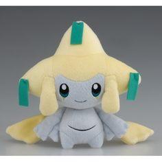 Jirachi Pokemon plushie