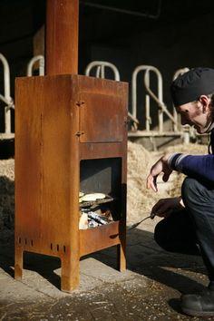 Weltevree outdoor stove