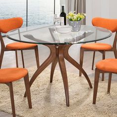 Aeon Quincy Dining Table.