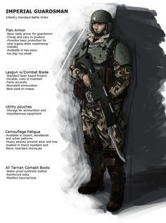 Warhammer 40K Tumblr Database