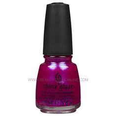 China Glaze Nail Polish - #181 Caribbean Temptation 70542