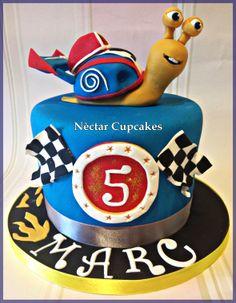 Turbo cake by Nectar Cupcakes