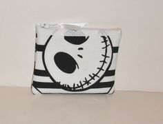 Nightmare Before Christmas Fabric Coin Purse by kraftyminds