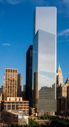 4 World Trade Center | 977 ft | 72 fl | Fumihiko Maki