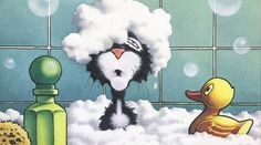 Peter Schössow Bath Time, Snowman, Disney Characters, Fictional Characters, Germany, Cartoon, Animals, Inspiration, Engineer Cartoon